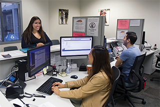 Financial Aid Office at Irvine Valley College